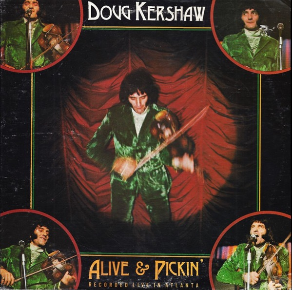 DOUG KERSHAW_Alive And Pickin