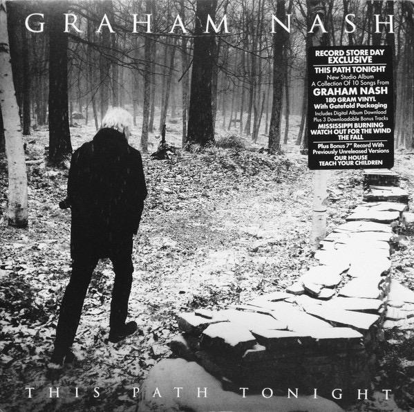 GRAHAM NASH_This Path Tonight