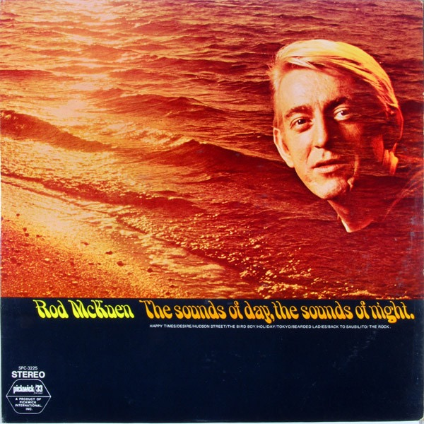 ROD MCKUEN_The Sounds Of Day, The Sounds Of Night