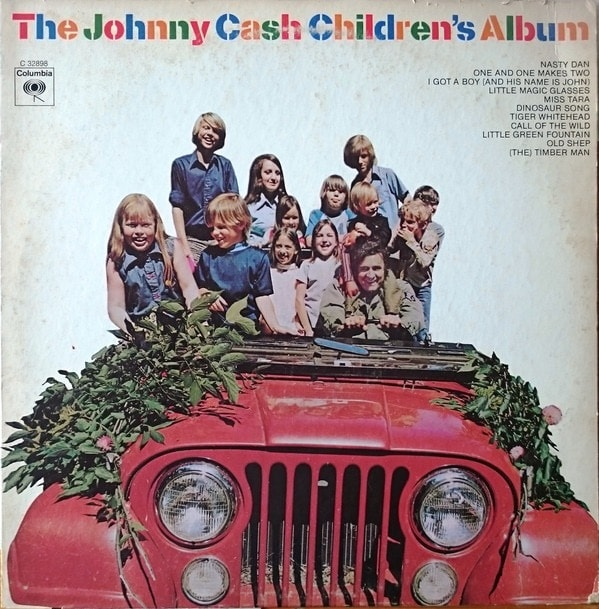 JOHNNY CASH_2017rsd - Johnny Cash Childrens Album