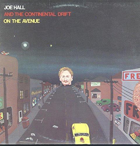 JOE HALL_On The Avenue _W/Printed Inner Sleeve_