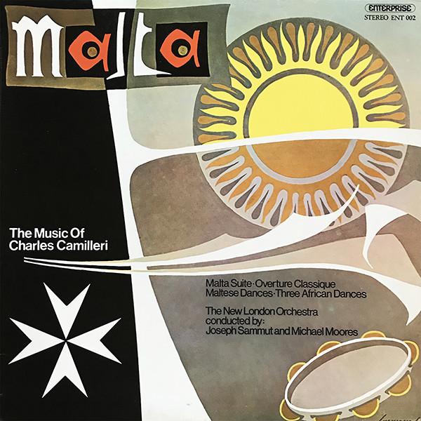 CHARLES CAMILLERI_Malta: The Music Of Charles Camilleri