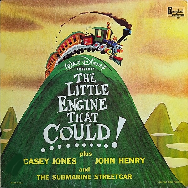 LAURA OLSHER_The Little Engine That Could!