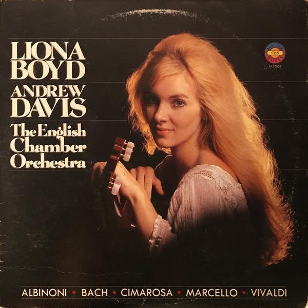 LIONA BOYD_S/T