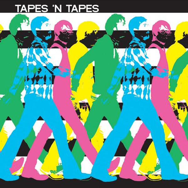 TAPES 'N TAPES_Walk It Off