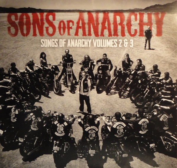 VARIOUS ARTISTS_Sons Of Anarchy Songs Of Anarchy Volumes 2 And 3
