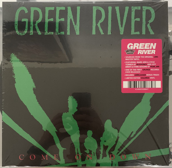 GREEN RIVER_Come On Down
