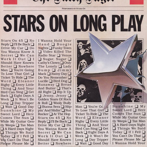 STARS ON / LONG TALL ERNIE AND THE SHAKERS_Stars On Long Play