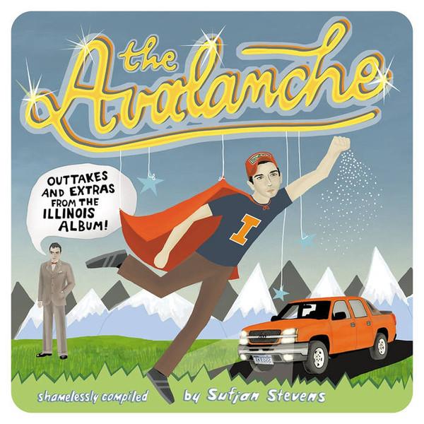 SUFJAN STEVENS_The Avalanche