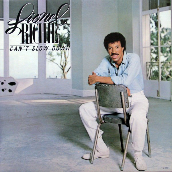 LIONEL RITCHIE_Cant Slow Down