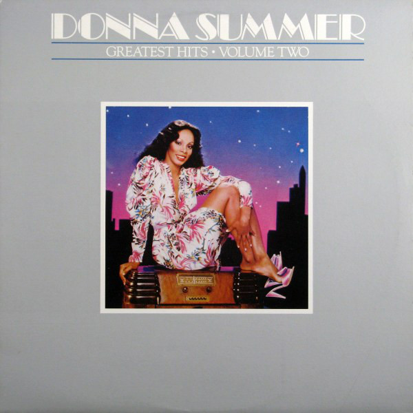DONNA SUMMER_Greatest Hits Vol. 2