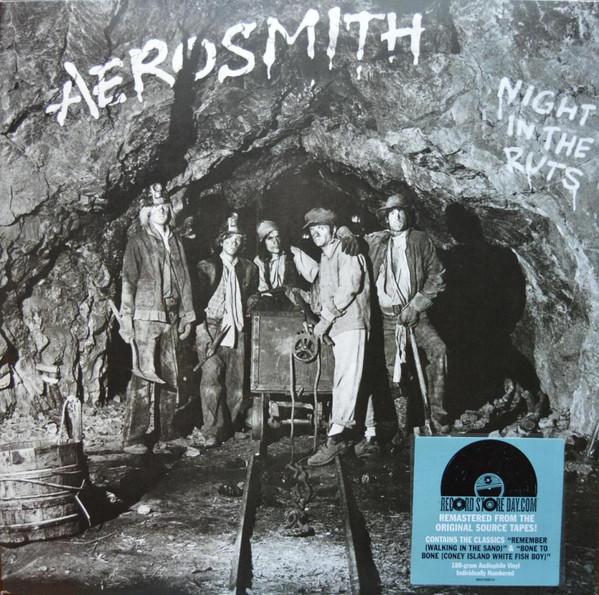 AEROSMITH_Night In The Ruts