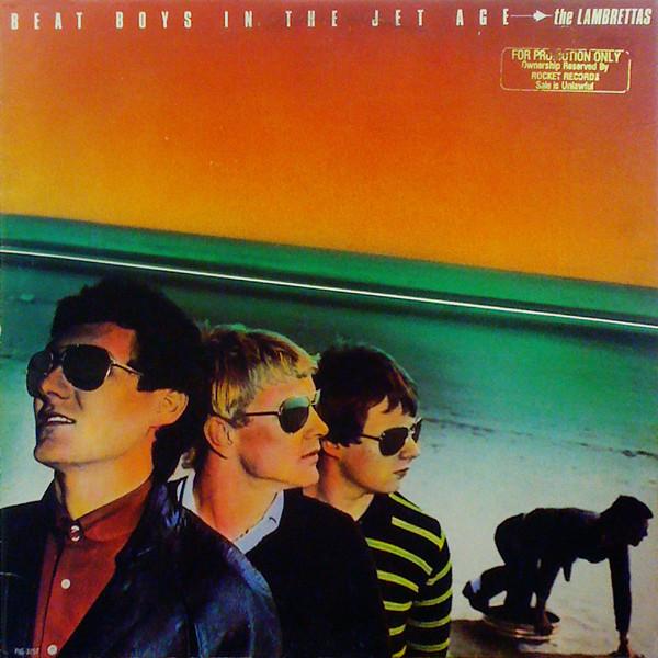THE LAMBRETTAS_Beat Boys In The Jet Age