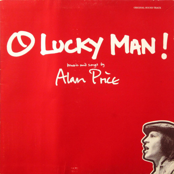 ALAN PRICE_O Lucky Man!