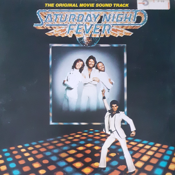 VARIOUS ARTISTS_Saturday Night Fever: Original Movie Sound Track
