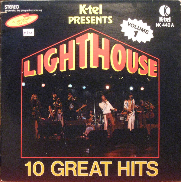 LIGHTHOUSE_10 Great Hits