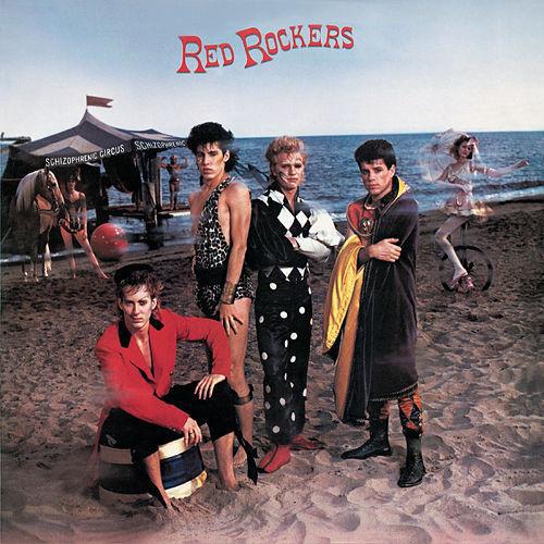 RED ROCKERS_Schizophrenic Circus