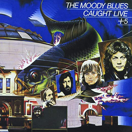 BLUES MOODY_Caught Live +5