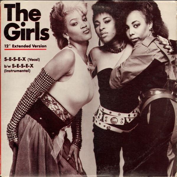 THE GIRLS_S-E-S-E-X E