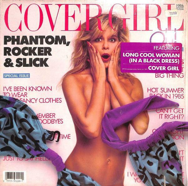 ROCKER PHANTOM_Cover Girl
