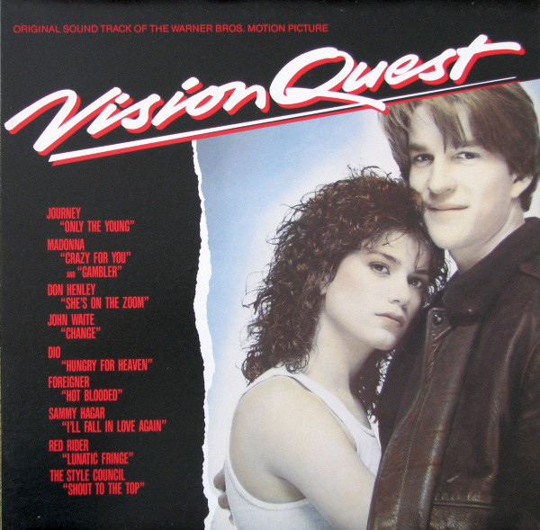 VARIOUS ARTISTS_Vision Quest (Soundtrack)