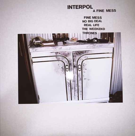 INTERPOL_A Fine Mess