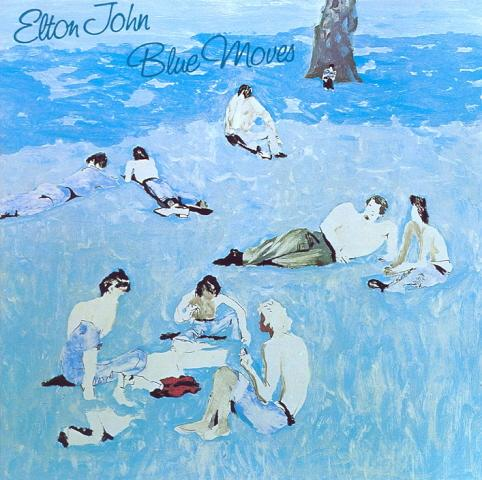 ELTON JOHN_Blue Moves _2lp Gatefold W/ Orig Inner Sleeves_