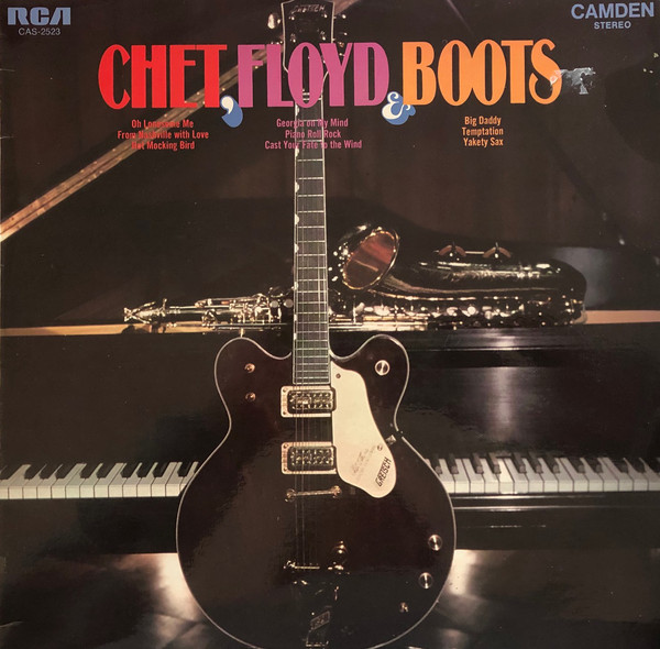 CHET ATKINS_Chet, Floyd And Boots