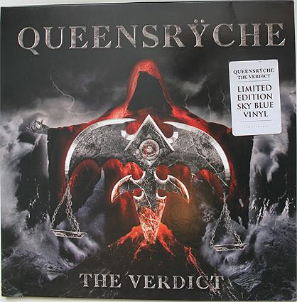 QUEENSRYCHE_The Verdict _Ltd. Ed. Sky Blue Vinyl_