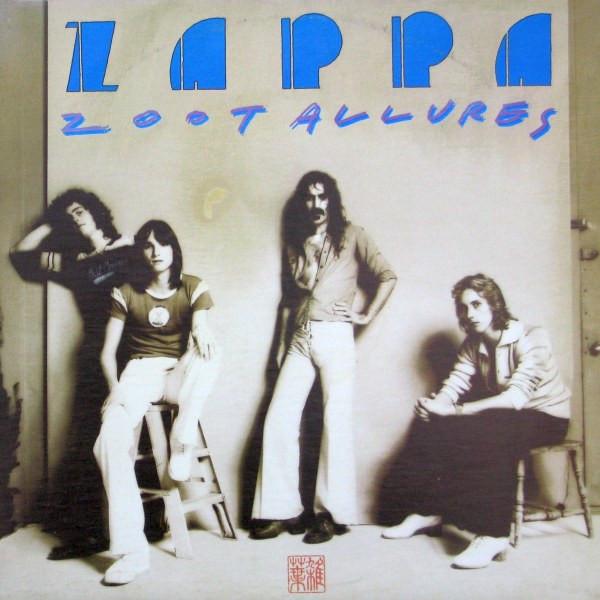 FRANK ZAPPA_Zoot Allures