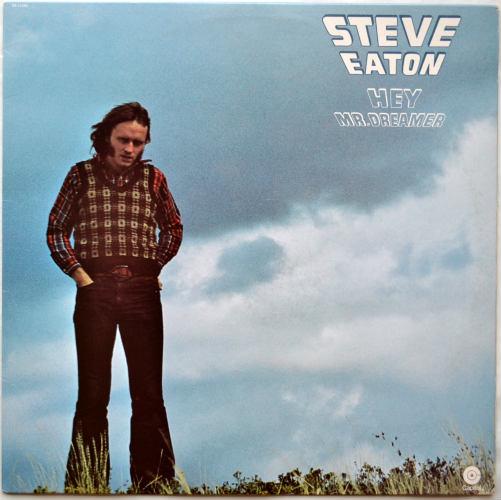 STEVE EATON_Hey Mr. Dreamer