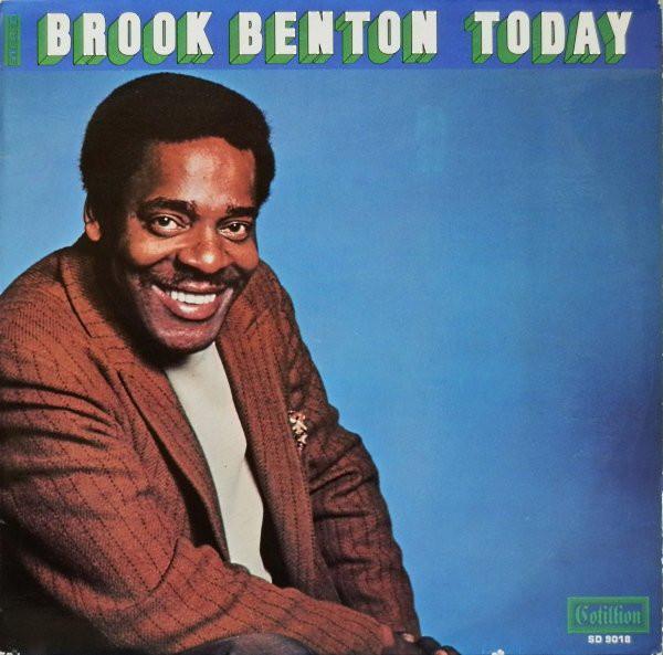 BROOK BENTON_Brook Benton Today
