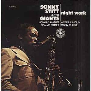 SONNY STITT AND THE GIANTS_Night Work