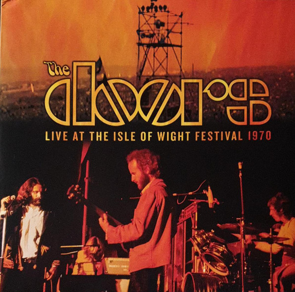 THE DOORS_Live At The Isle Of Wight Festival 1970