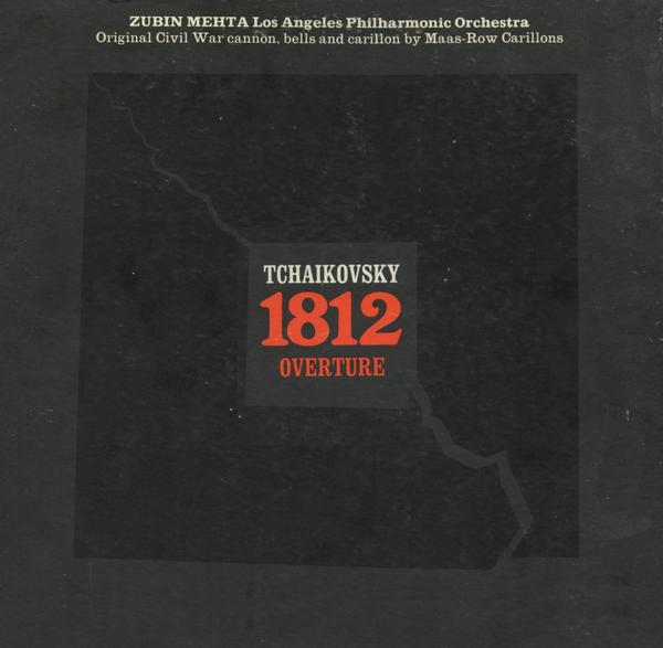 LOS TCHAIKOVSKY_Ouverture 1812