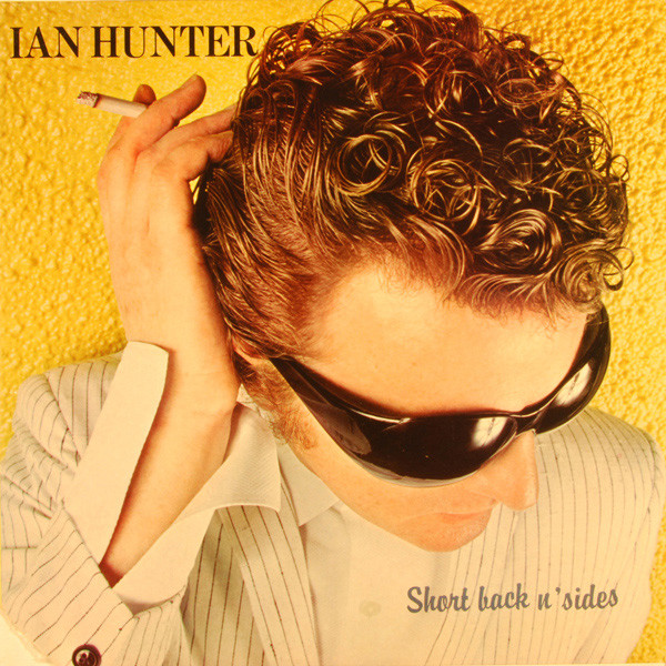 IAN HUNTER_Short Back N Sides