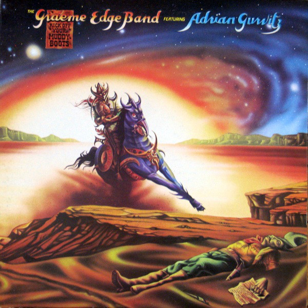 THE GRAEME EDGE BAND_Kick Off Your Muddy Boots