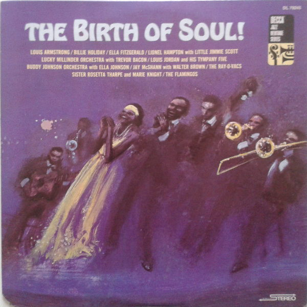 VARIOUS_The Birth Of Soul!