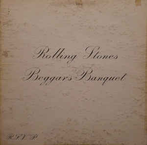 THE ROLLING STONES_Beggar's Banquet