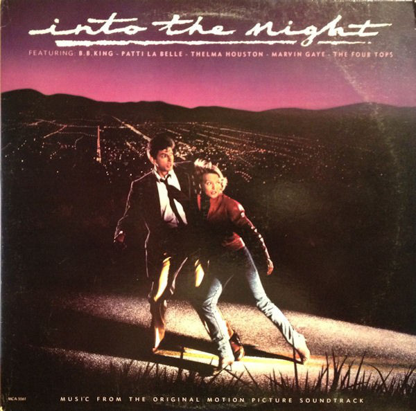 VARIOUS ARTISTS_Into The Night _Music From The Original Motion Picture Soundtrack_