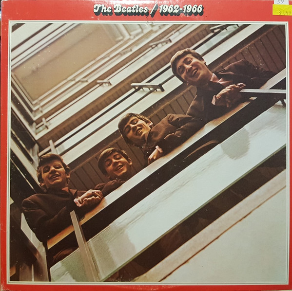 THE BEATLES_1962-1966