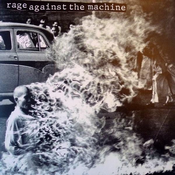 RAGE AGAINST THE MACHINE_Rage Against The Machine