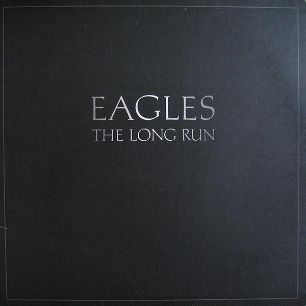 EAGLES_The Long Run _Gatefold W/Orig Inner_