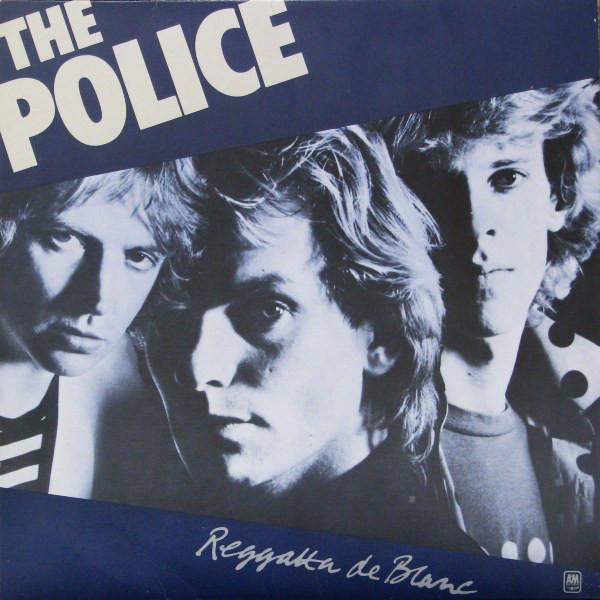 THE POLICE_Reggatta De Blanc
