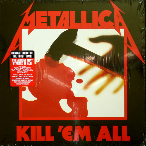 METALLICA_Kill Em All (remastered)