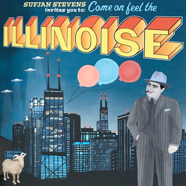SUFJAN STEVENS_Illinois