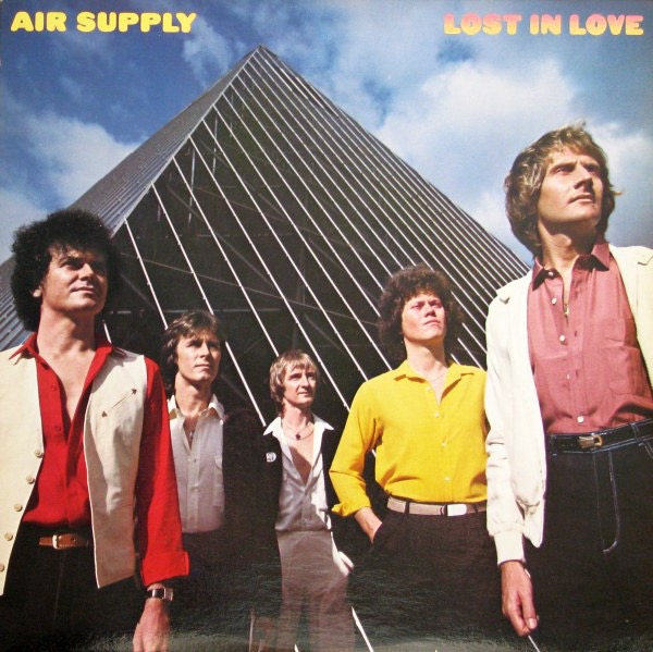 AIR SUPPLY_Lost In Love