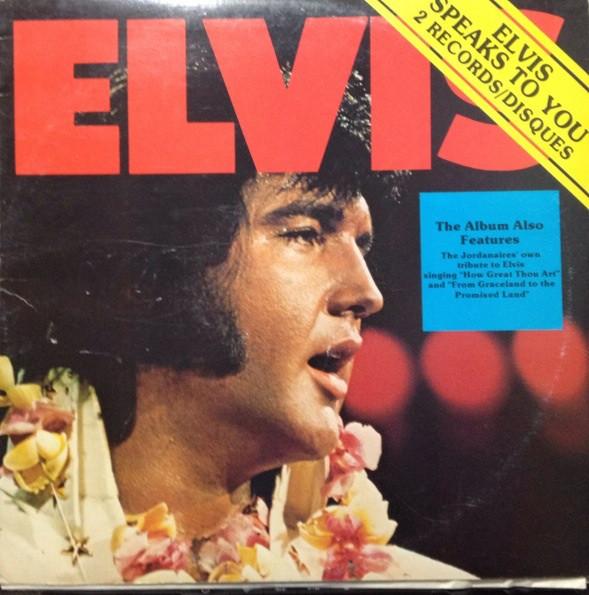 ELVIS PRESLEY_Elvis Speaks To You