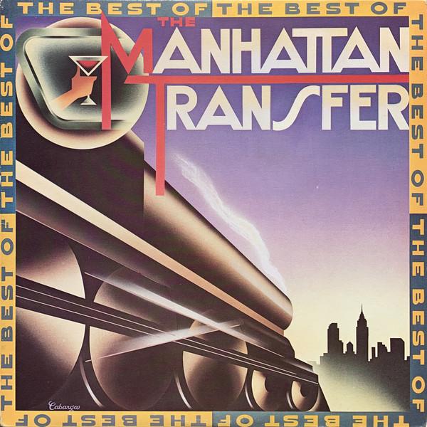 THE MANHATTAN TRANSFER_The Best Of