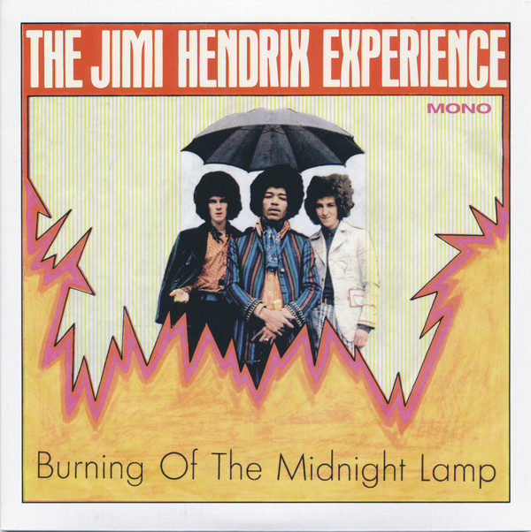 THE JIMI HENDRIX EXPERIENCE_Burning Of The Midnight Lamp